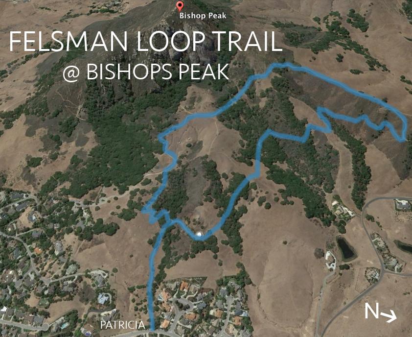 felsman loop @ bishops