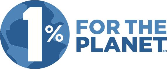 1% for the Planet Nonprofit Partner logo