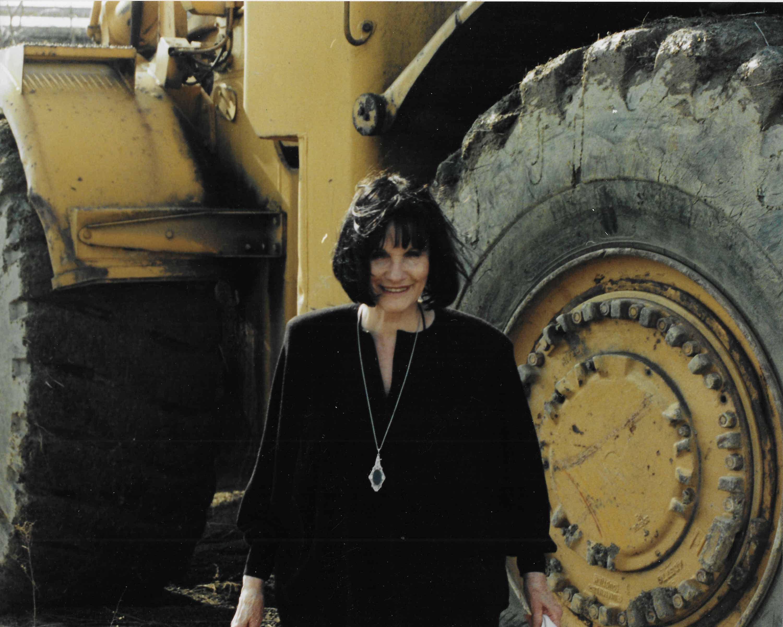 Daisy Monzo in 2002