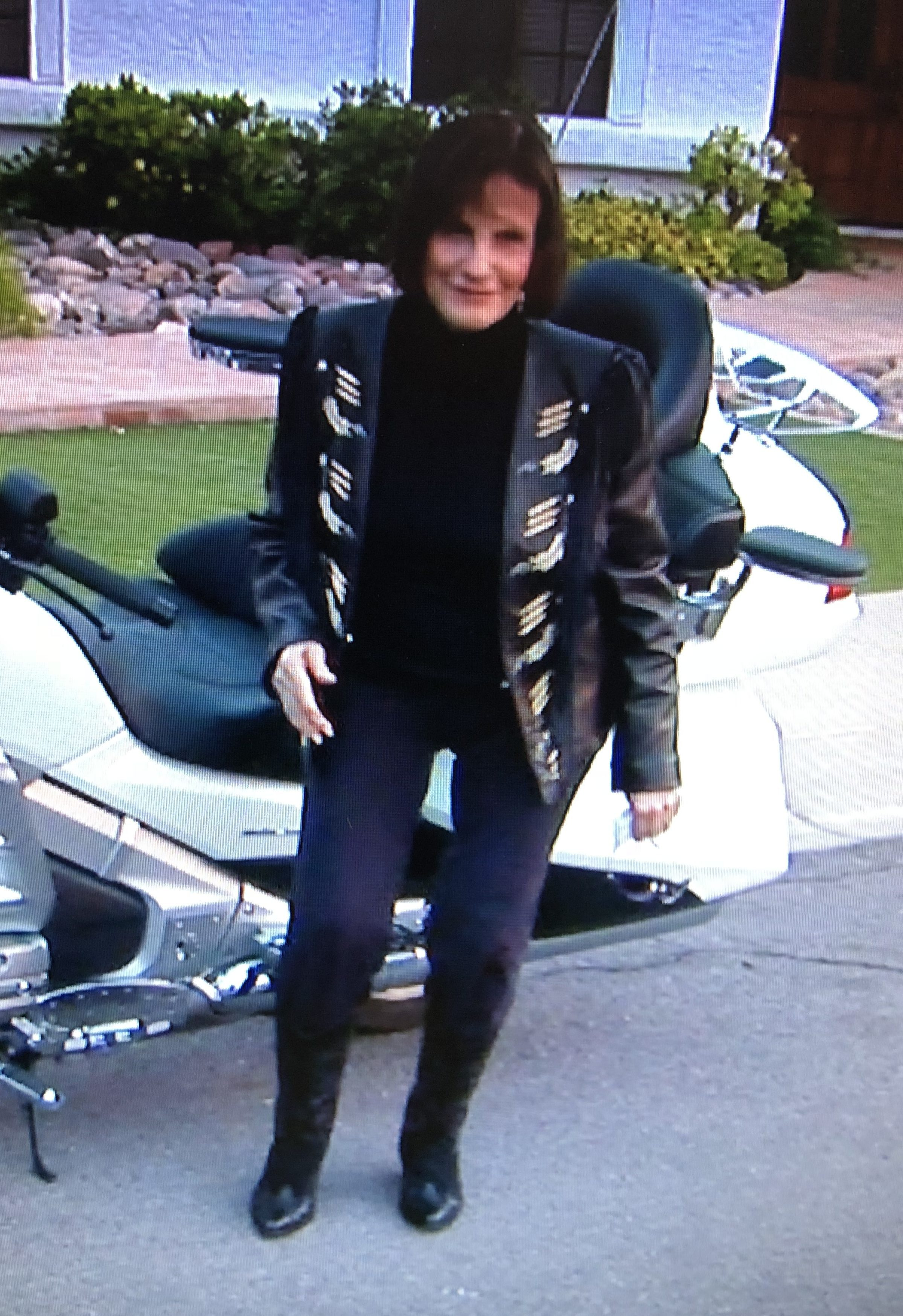 Daisy Monzo in 2012