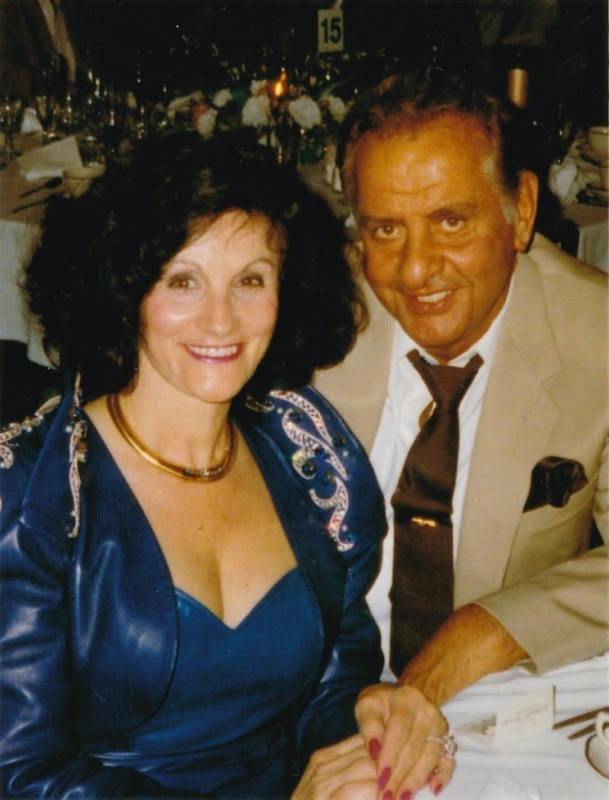 Al and Daisy Monzo in 1988