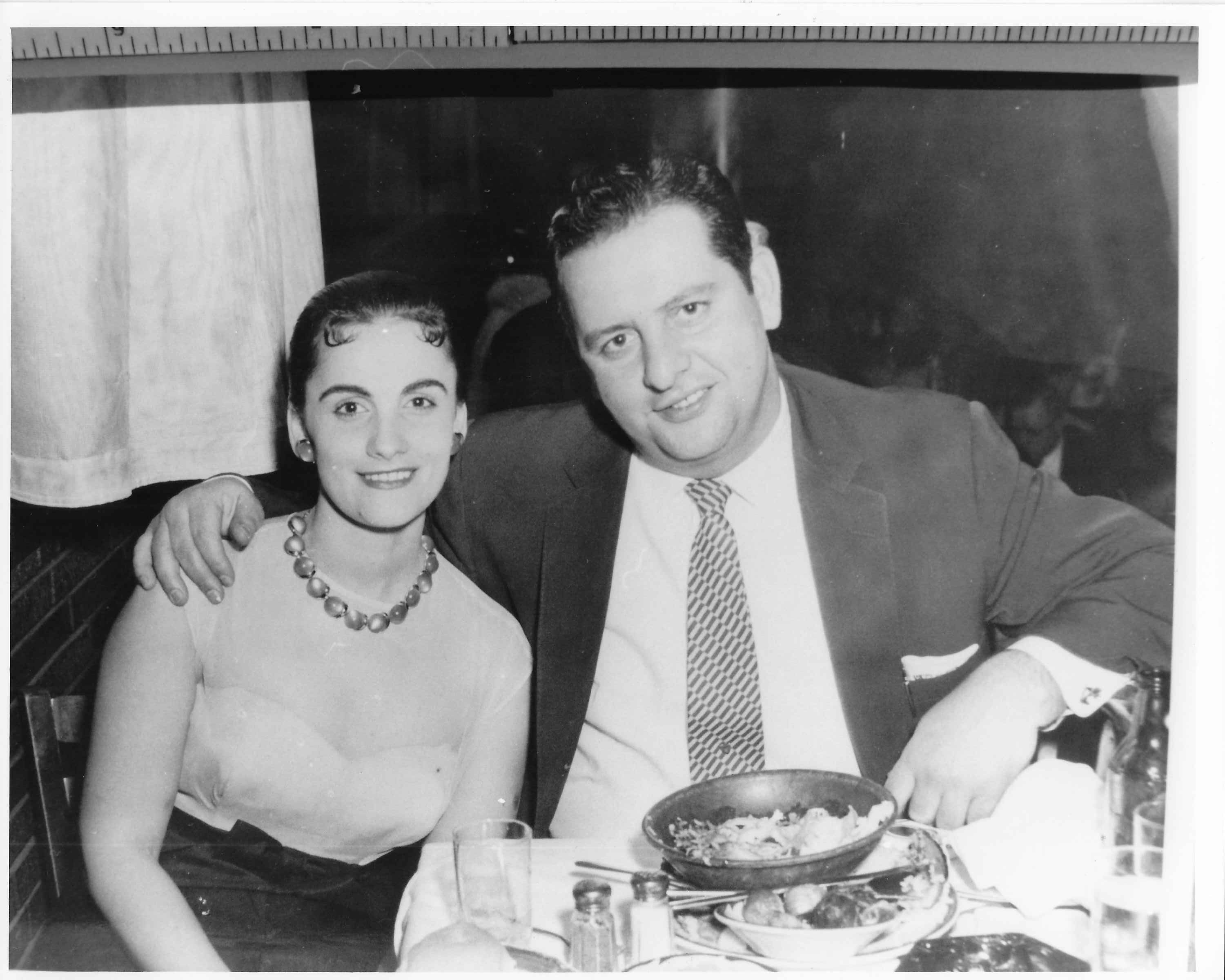 Al and Daisy Monzo in the 60's