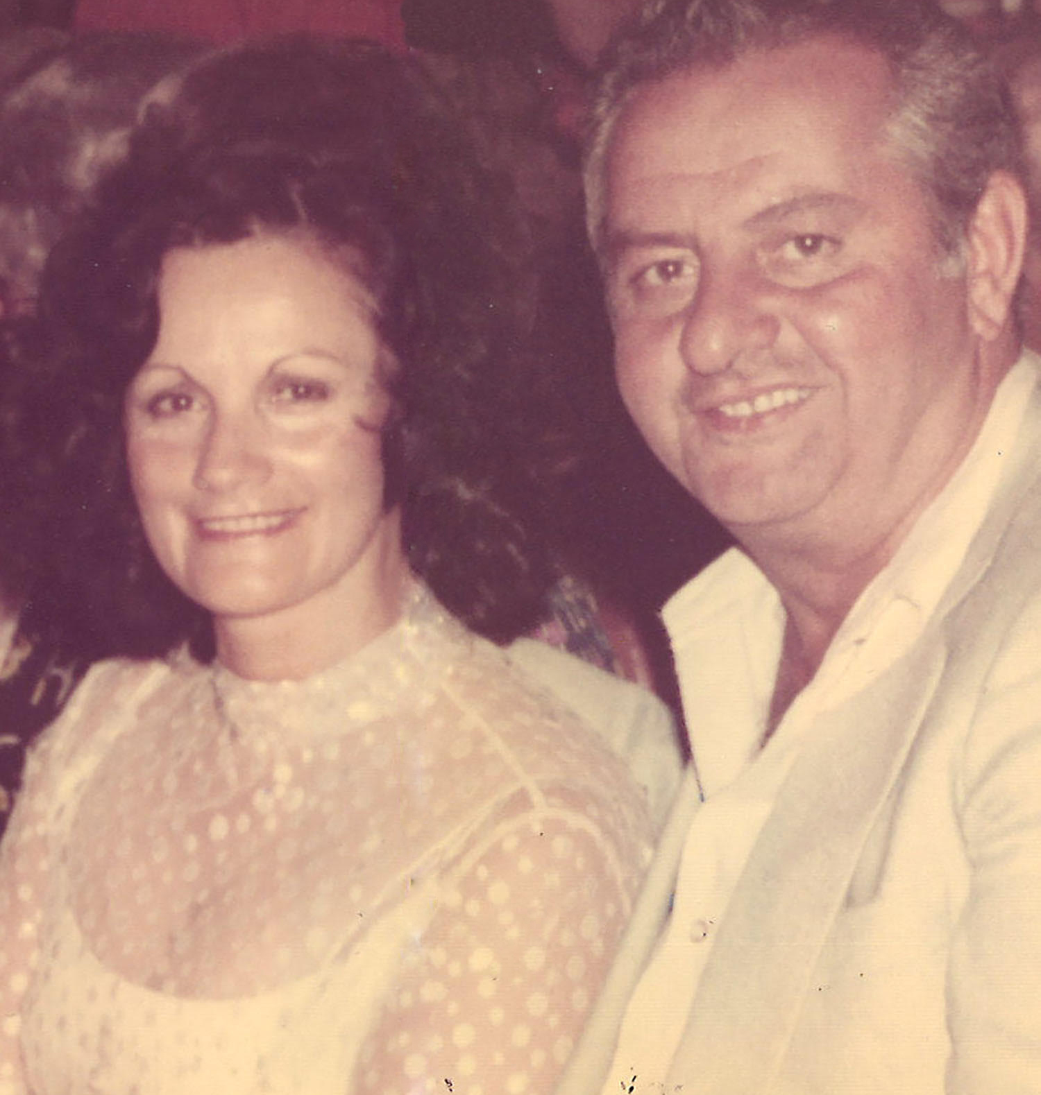 Al and Daisy Monzo in the 1970's