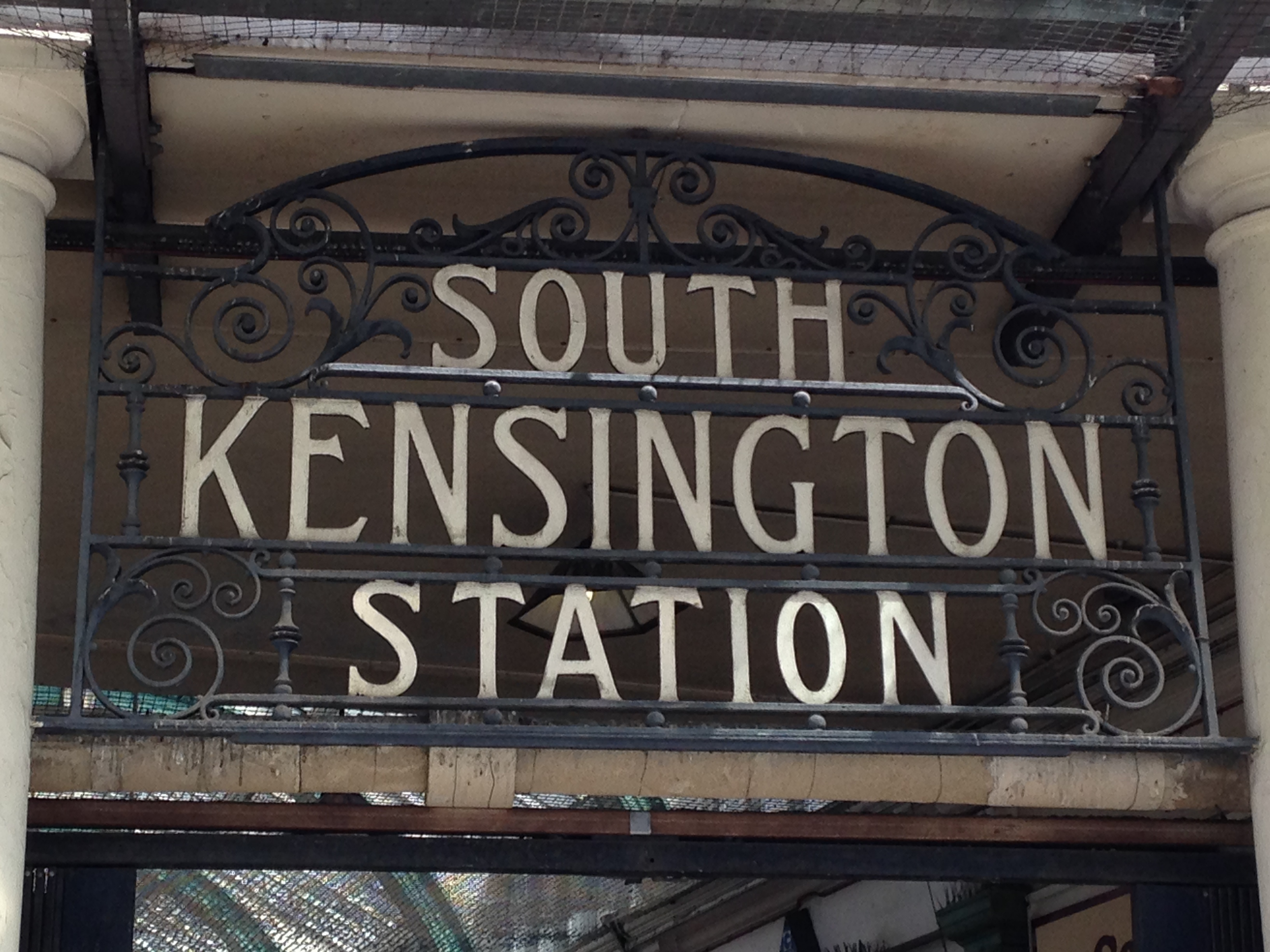 Let our journey in Kensington, London begin!