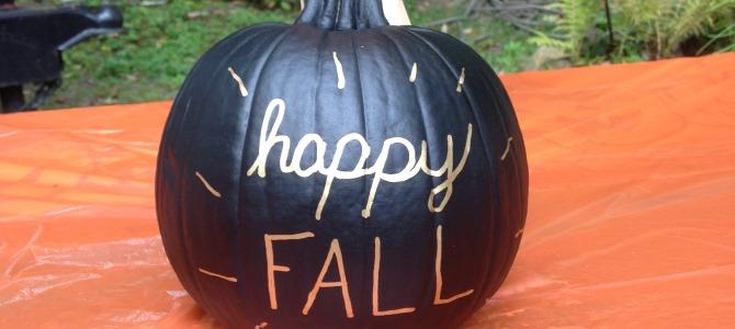 Happy Fall DIY