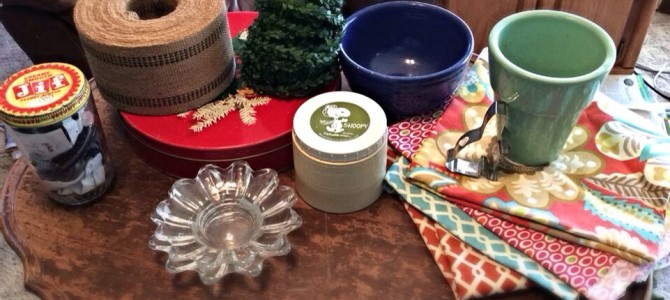 Vintage tins, and some fun Spring finds!