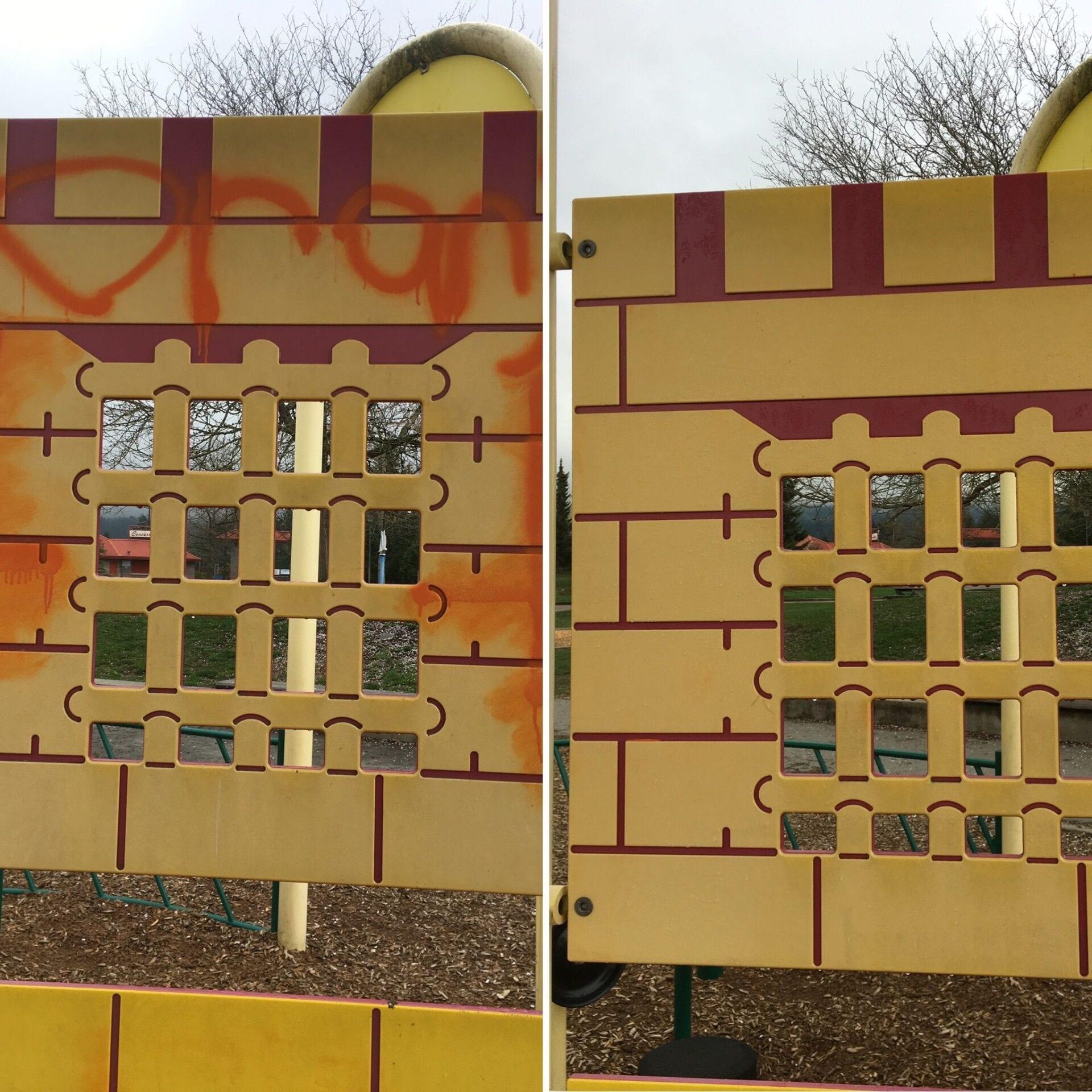 Main page - Graffiti removal