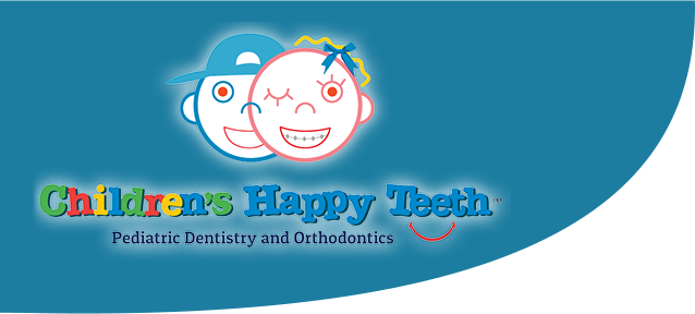 Children's Happy Teeth Logo