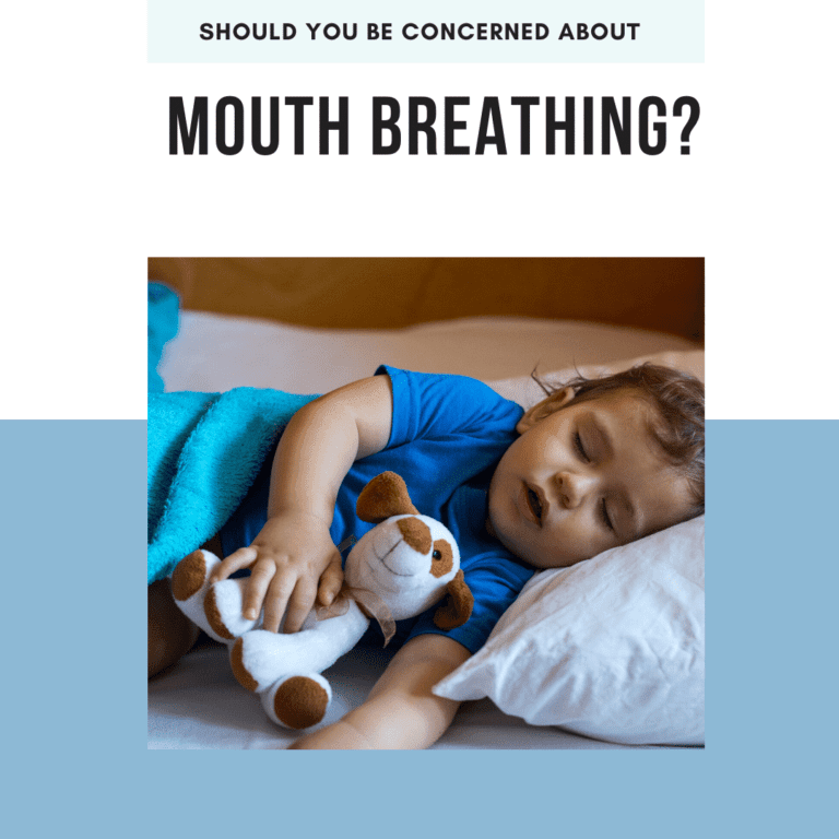 Should You Be Concerned About Mouth Breathing