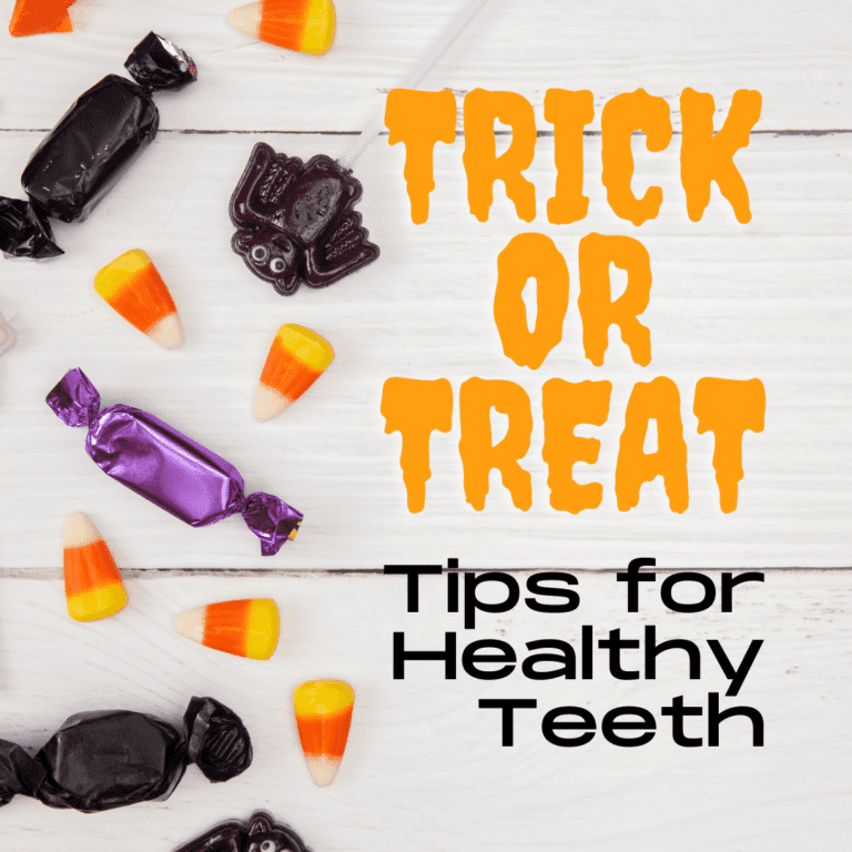 Trick or Treat Tips for Healthy Teeth