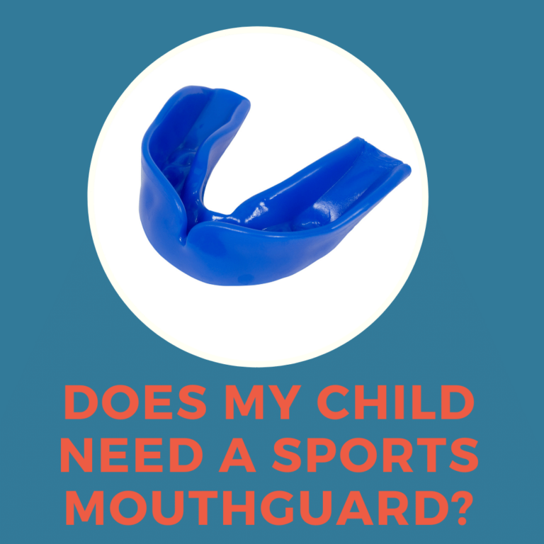 does my child need a sports mouthguard