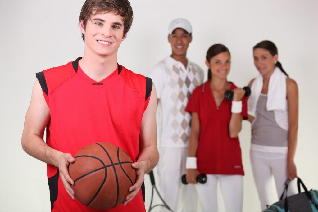 adolescent athletes