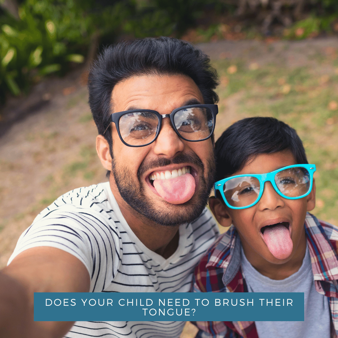 Does your child Need to Brush Their Tongue