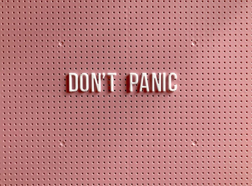 Panic attacks can be unpredictable but I've found things that can help. Here are 7 things that can stop a panic attack in its tracks!