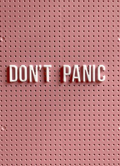Stop a Panic Attack in Its Tracks: 7 Things That Help Me