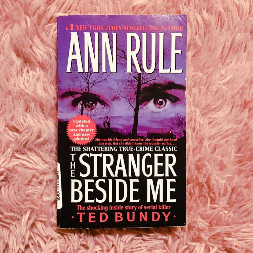Anne Rule was a longtime friend of Ted Bundy but she didn't know who he really was. // The Stranger Beside Me book review