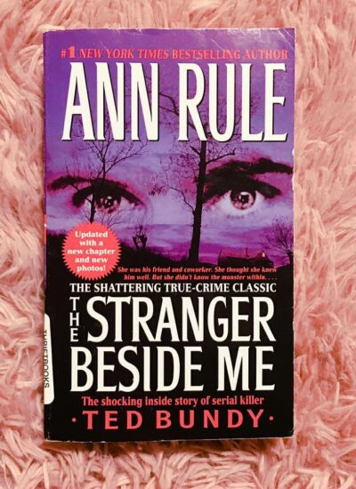 The Stranger Beside Me: Book Review