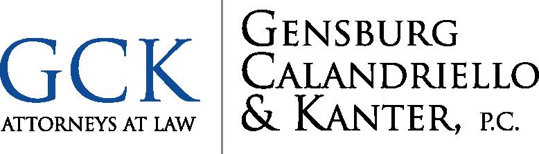 Gensburg Calandriello & Kanter, P.C.