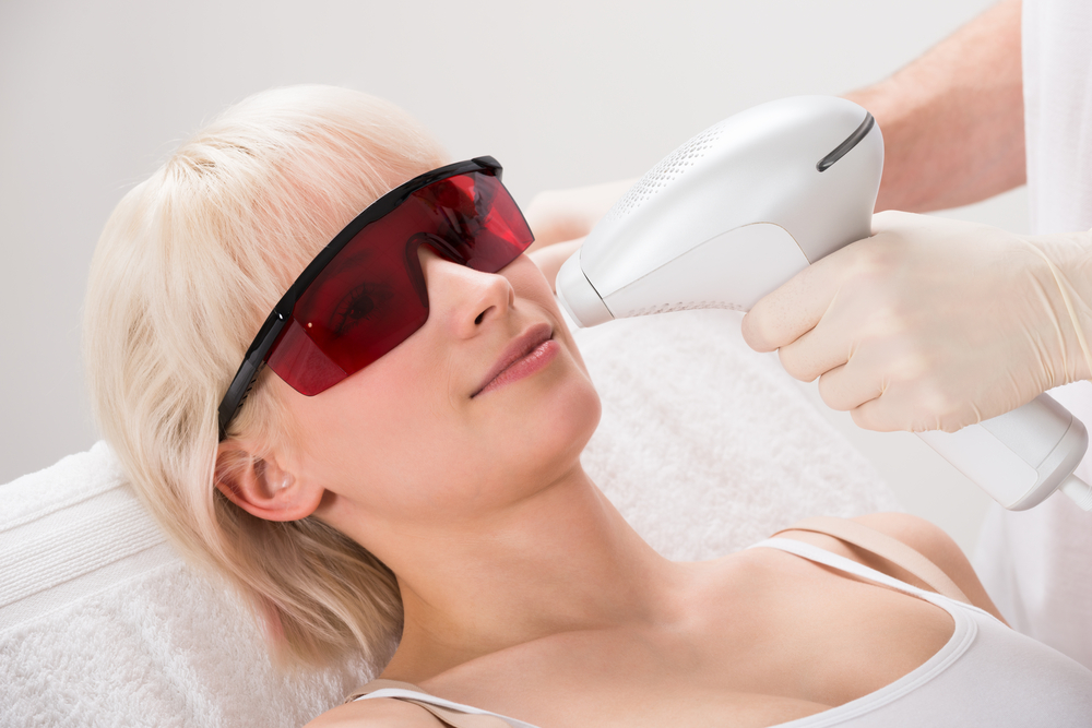 Laser treatments/IPL