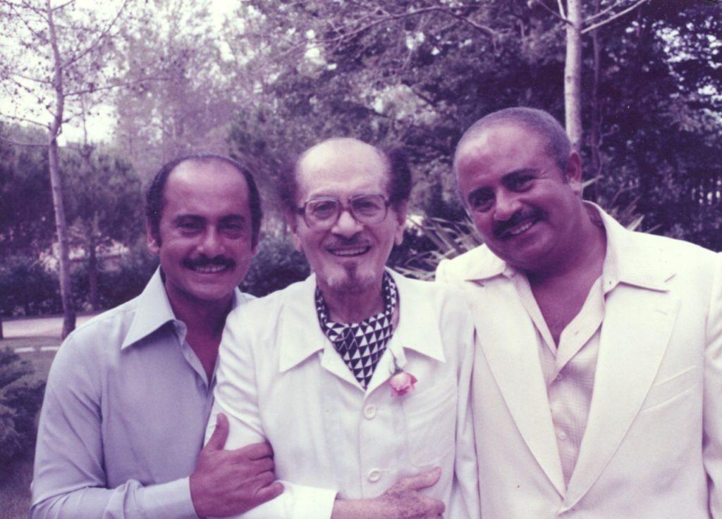 Adnan Khashoggi - Father Mohammed Khashoggi - Brother Essam Khashoggi