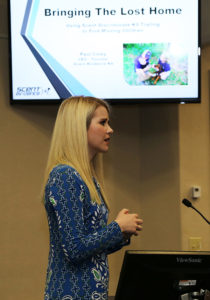 Elizabeth Smart Talks about the Child Safety Kit