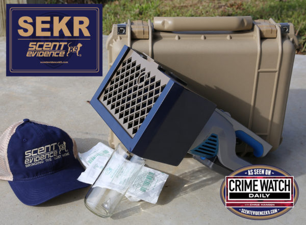 New Scent Collection Tool for Investigators