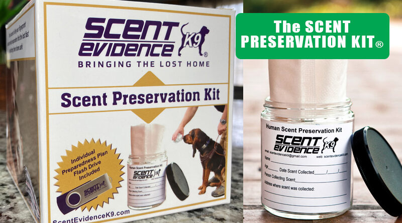 The Scent Preservation Kit