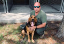 New Liberty County Bloodhound Team Locates First Suspect