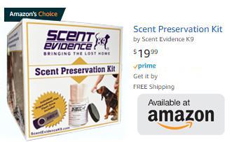 Amazon Choice Scent Kit
