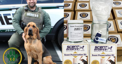 Superstar K-9 Team Uses Scent Kit To Find St Johns Missing 82 year old Man