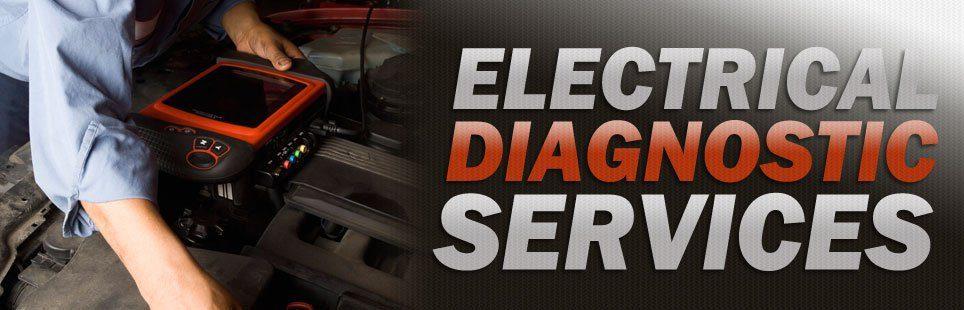 electronic diagnostic services