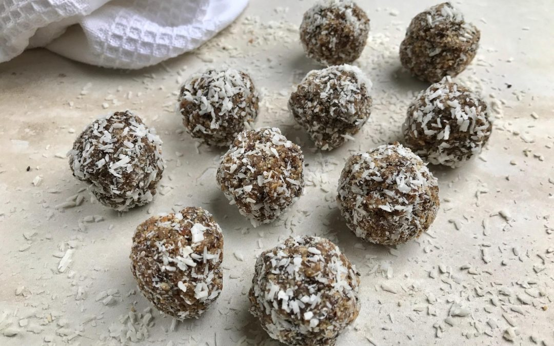 Autumn Protein Balls