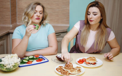 Why My Friend Can't Lose Weight