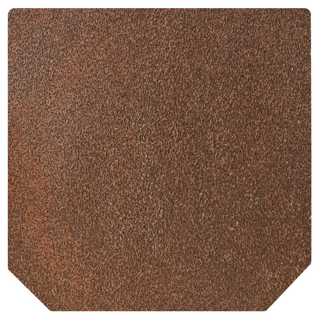 Ember King cocoa vein standard hearth pad