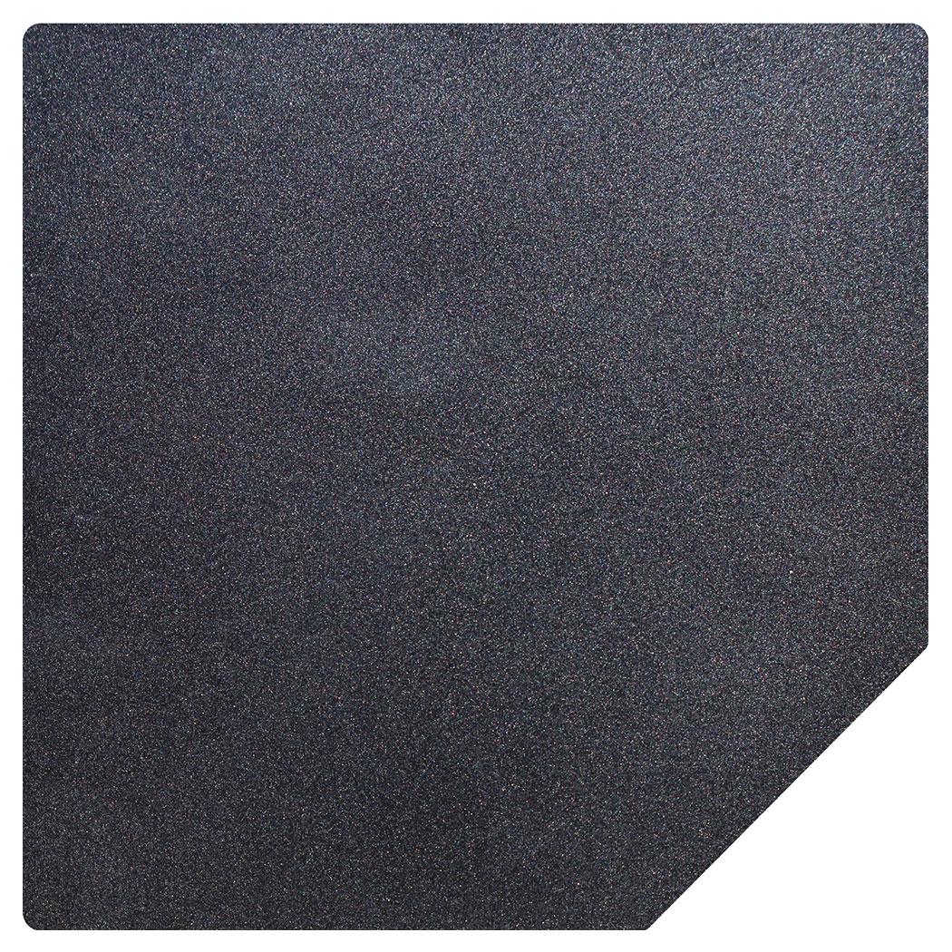 Ember King silver shadow standard hearth pad