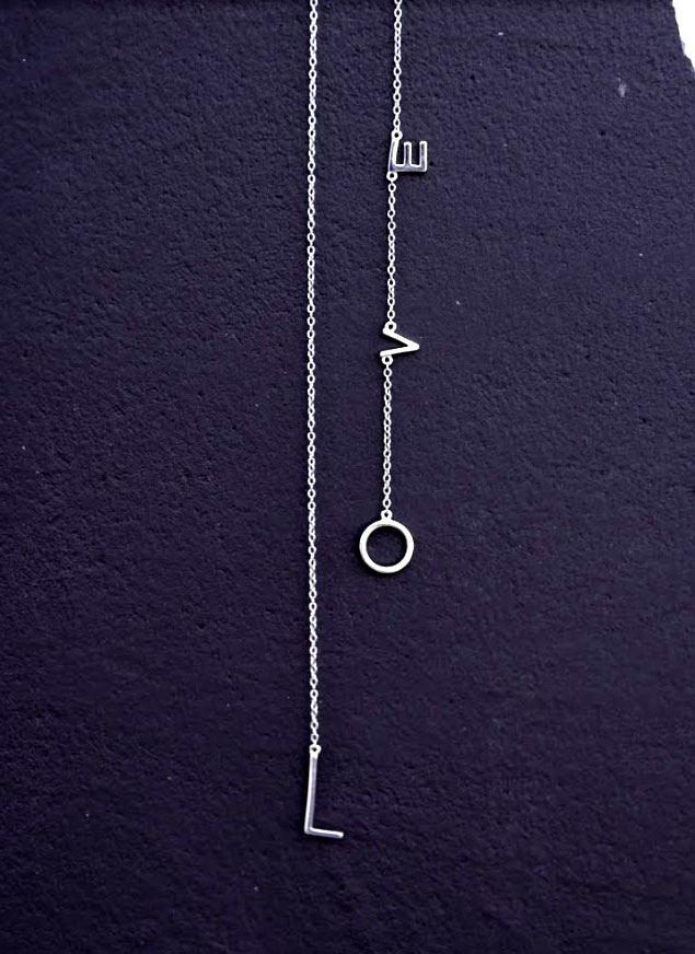 Silver Necklaces