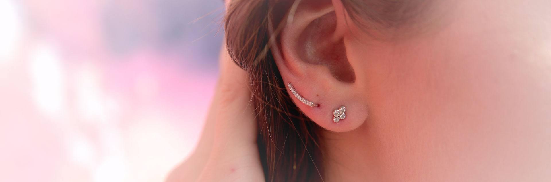 Dainty Earring Delicacy