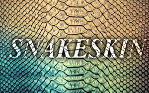 Miami Fashion snakeskin