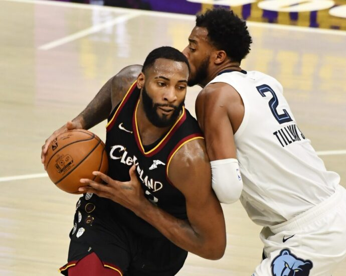 Nets interested in Andre Drummond