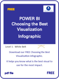 Choosing the Best Visualization