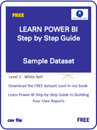 Learn Power BI Book Dataset