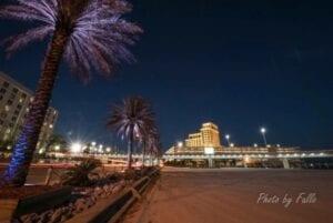 night life photography