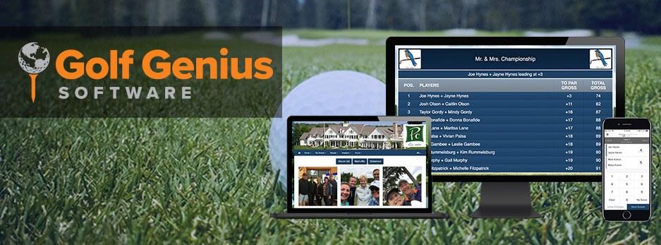 Golf Genius Live Scoring