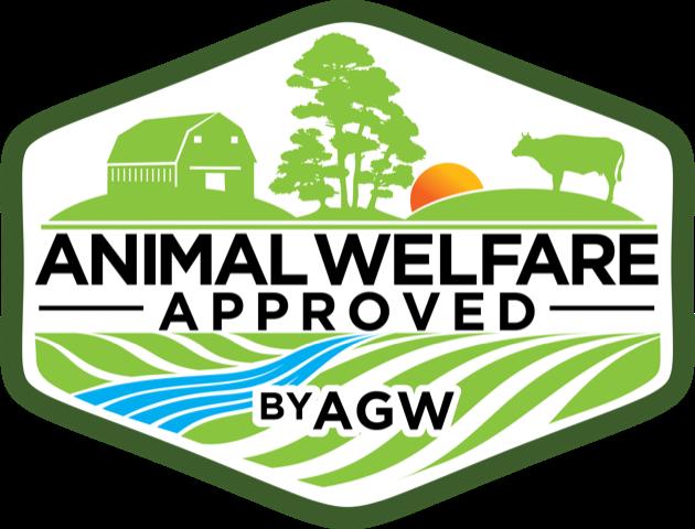 Windflower Farm is Animal Welfare Approved by AGW