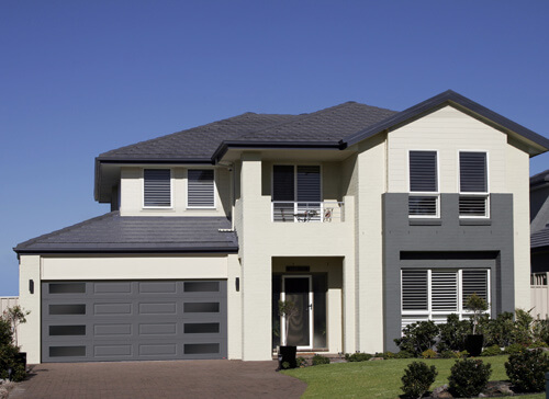 Contemporary style 4283 with windows