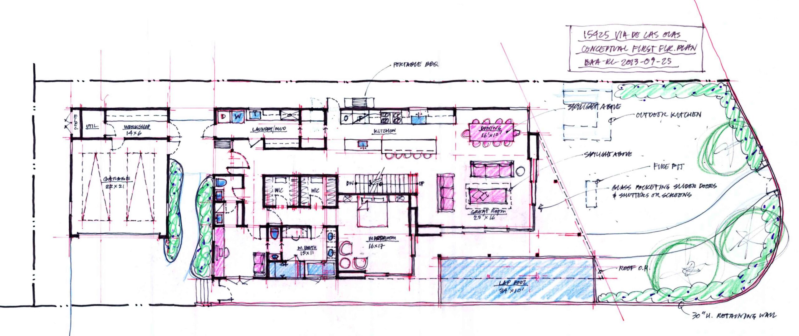 15425 Via de Las Olas-1st Floor Plan copy