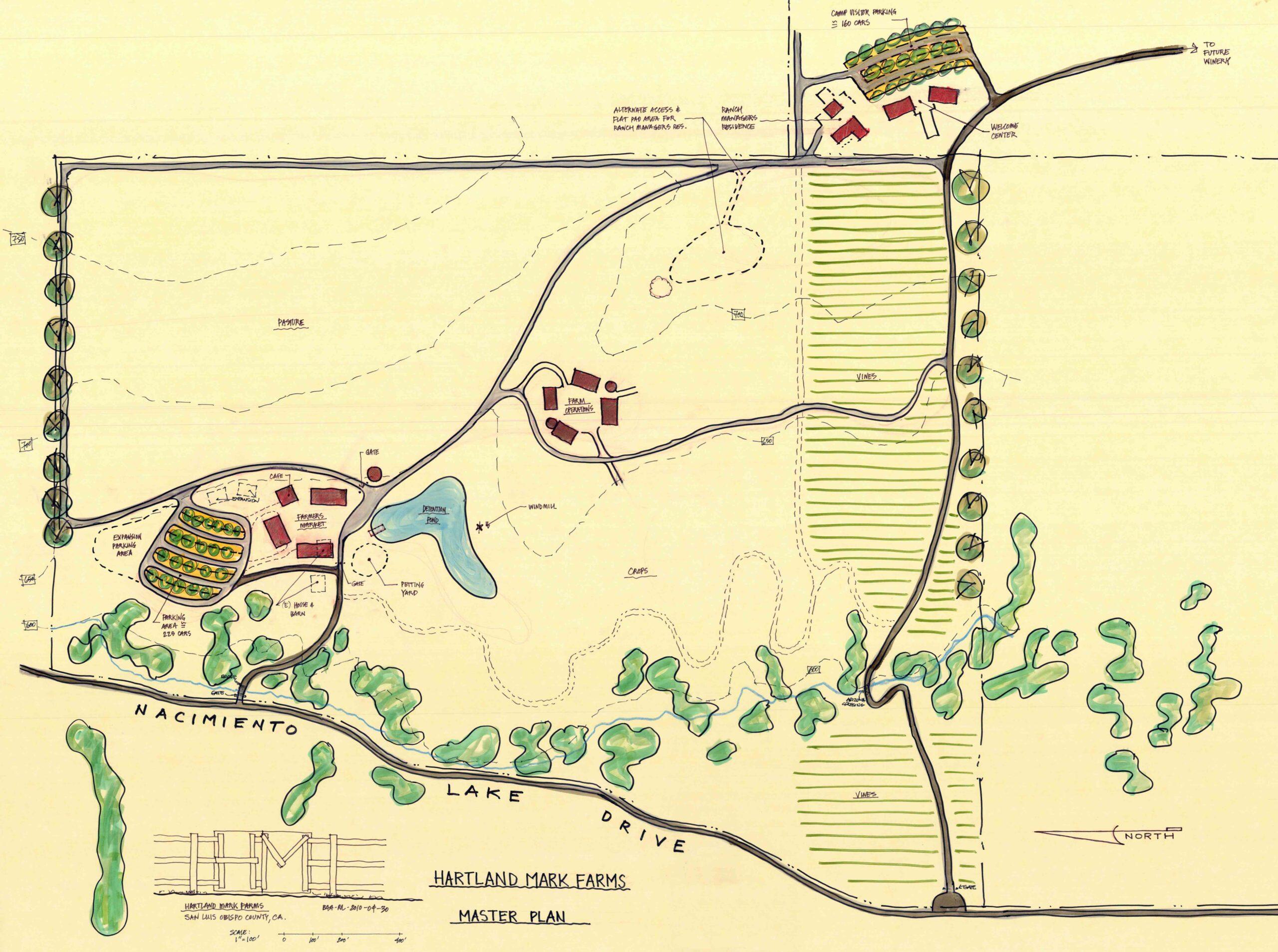 Hartland Mark Farms_Master Plan