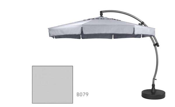 8115OM06B079 11.5 Octagon Grey Grey 1