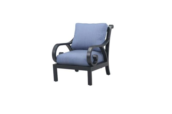 Athens Club Chair with cushion 2