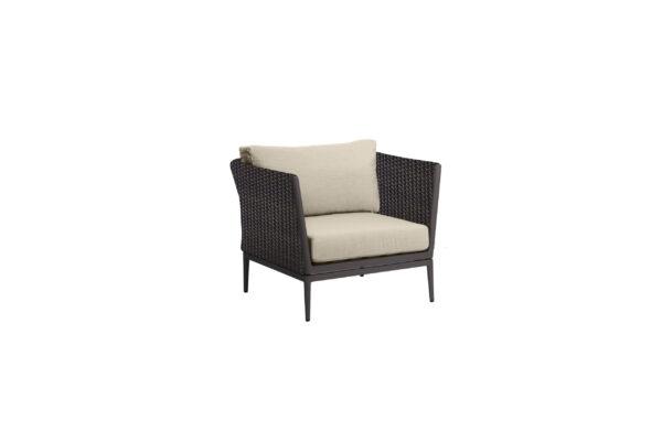 Casablanca 1 seater sofa(half round wicker scaled 1